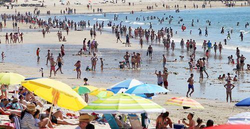 Playa de Samil