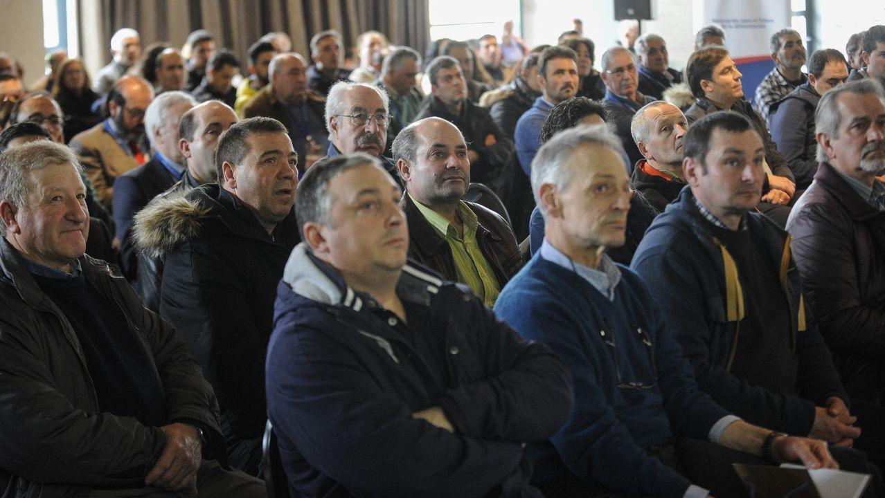 Los últimos trashumantes de Galicia.Luisa Díaz, ganadera de O Páramo