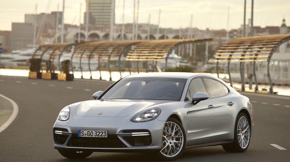 Porsche Panamera.Porsche Panamera