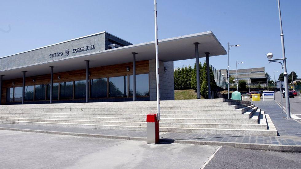 La concentración de A Órrea-Galegos se realizó en unas 1.200 hectáreas de terreno