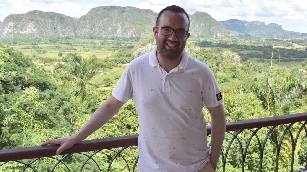 El hostelero xalleiro José Manuel Mourelle superó el covid-19