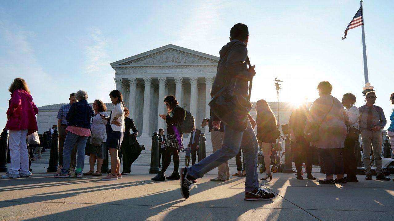 El Supremo de Estados Unidos tiene mayoría conservadora desde que el pasado noviembre tomó posesión envuelto en la polémica el juez Brett Kavanaugh