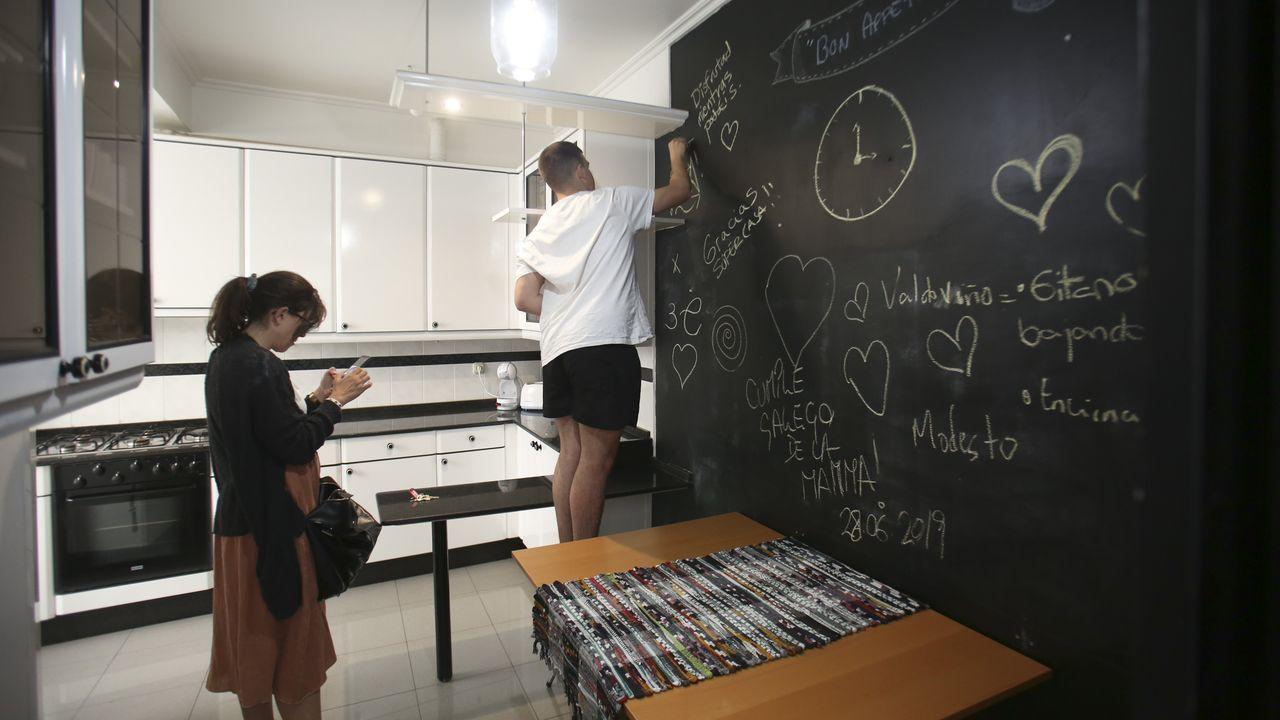 pisoestudiantes.Jóvenes gallegos con discapacidad intelectual podrán mejorar su perfil profesional