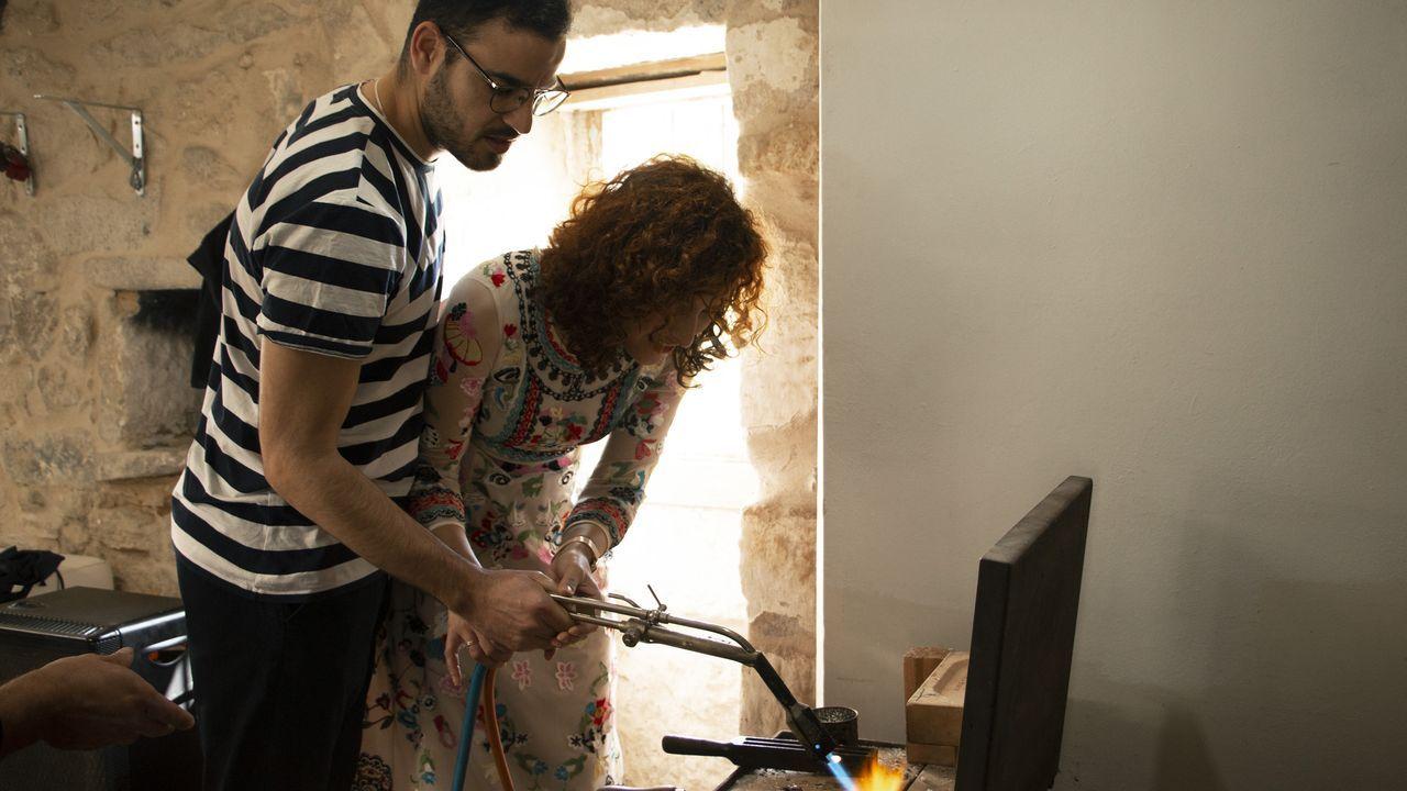La alianza no es una joya más y los novios, si quieren, pueden aprender conceptos básicos de orfebrería e, incluso, participar en el proceso bajo la supervión del artesano