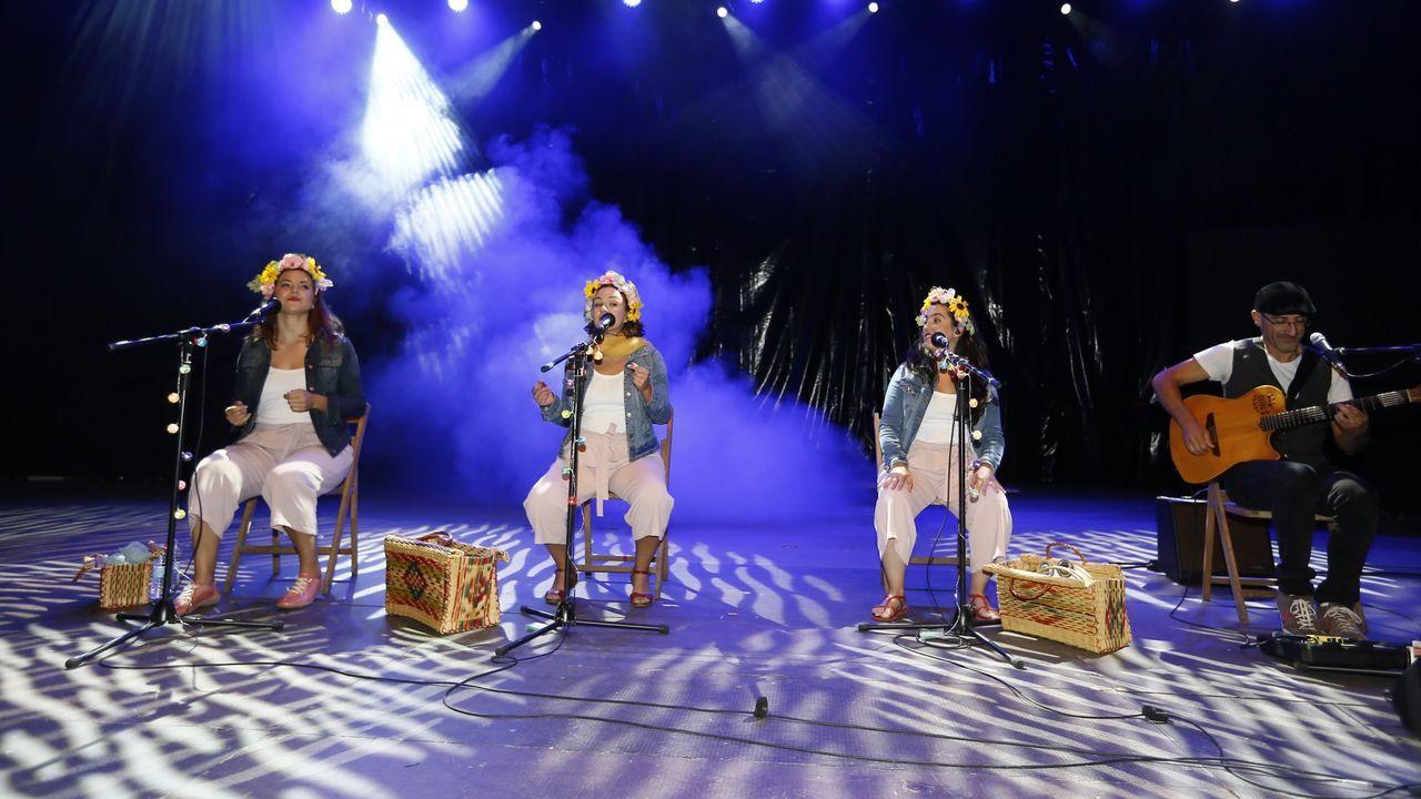 De Vacas actuará esta noche en Vilalba