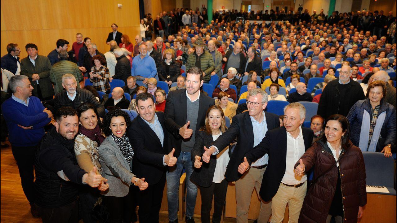 El último adiós a Rubalcaba, en imágenes.Ana Pastor, candidata del PP al Congreso por la provincia de Pontevedra, encarará su séptima legislatura como parlamentaria