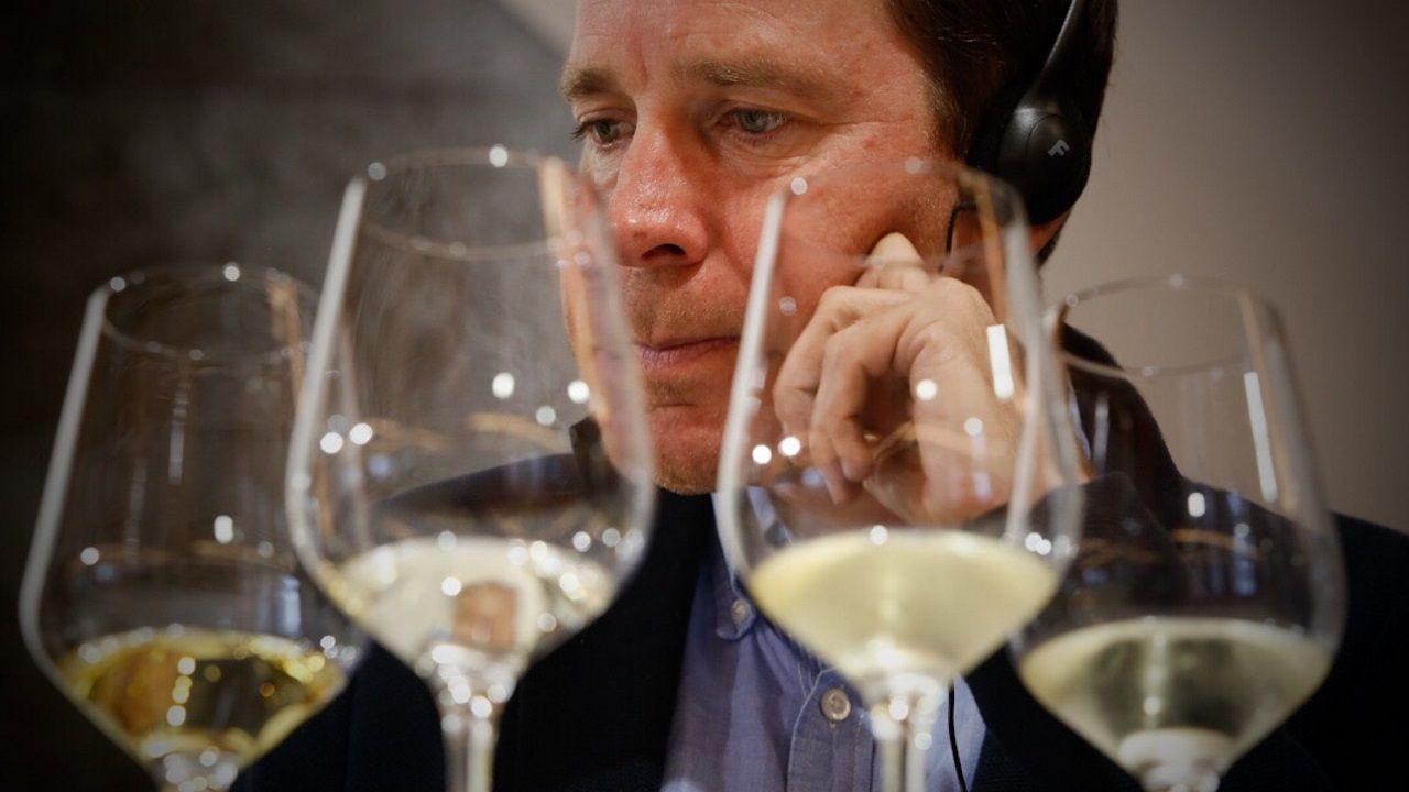 San Harrop, Master of Wine de Nueva Zelanda