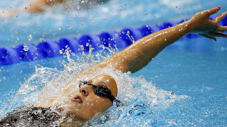 Londres 2012: La quinta jornada de los Juegos Olímpicos, en fotos.Bea Gómez, durante su serie de 200 estilos