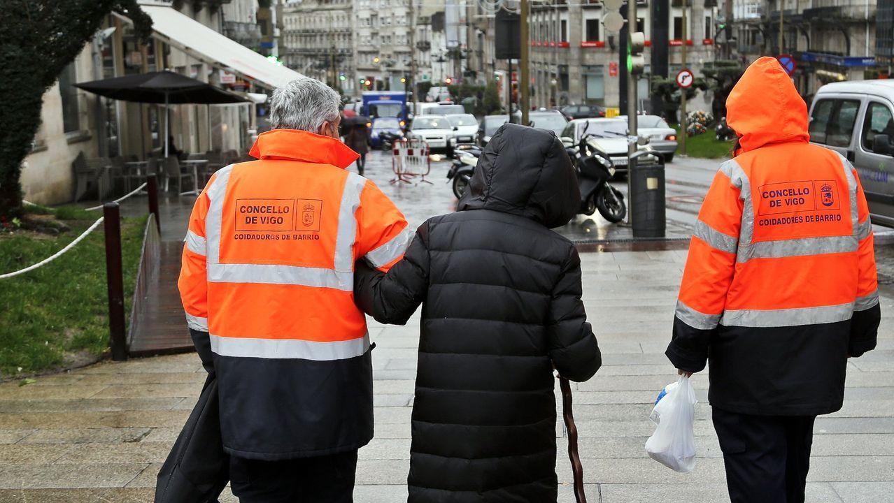 Tras cuatro días tirada en su baño, tiene que pagar 134 euros por ser rescatada por los bomberos.Ayuntamiento de Gijón