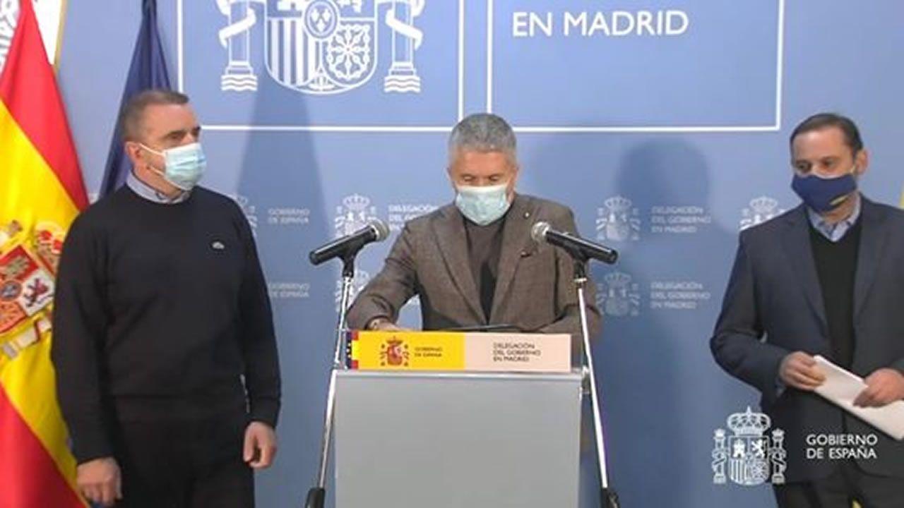 En directo: comparecen el ministro de Interior y el de Transportes.Ana Belén Vázquez (PP)
