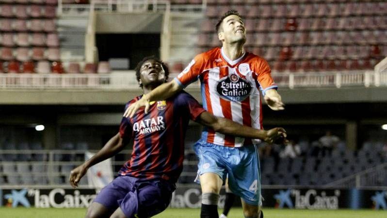 El gol de Denis al Hércules