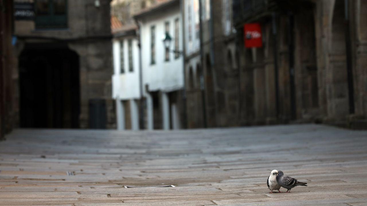 Rúa do Vilar (Santiago).