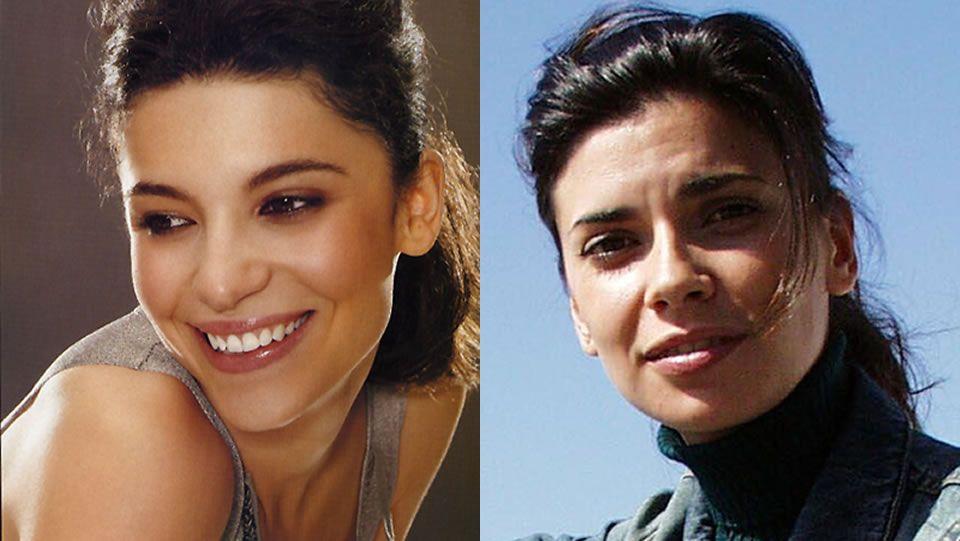 Cuéntame.Irene Visedo y Pilar Punzano interpretaron a Inés, la hermana mayor de «Cuéntame»