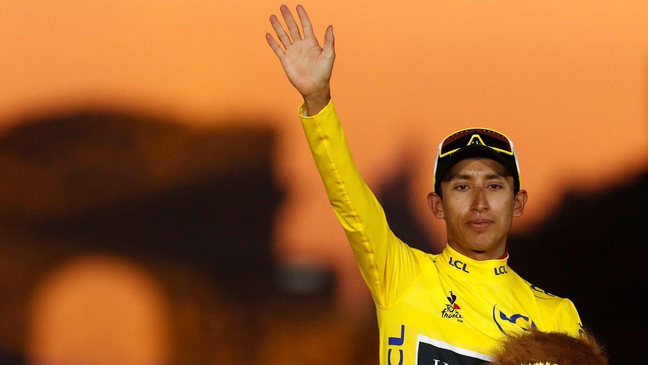 El más joven ganador del Tour en los 110 últimos años, Egan Bernal, quiere darle una medalla a Colombia en los Juegos. Pero esos planes de priorizar la cita de Japón chocan con la idea del Ineos, la formación que le paga.