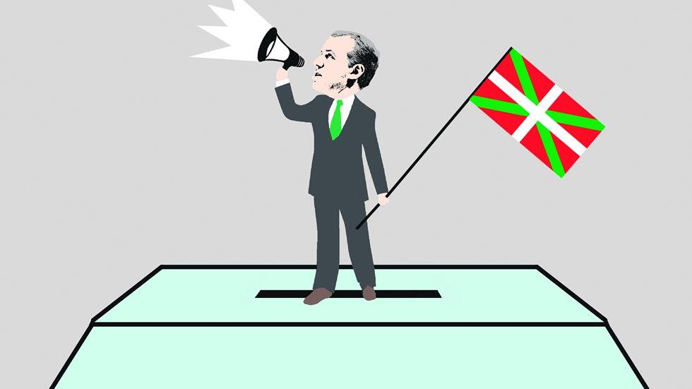 Los gallegos votarán el próximo 25 de septiembre