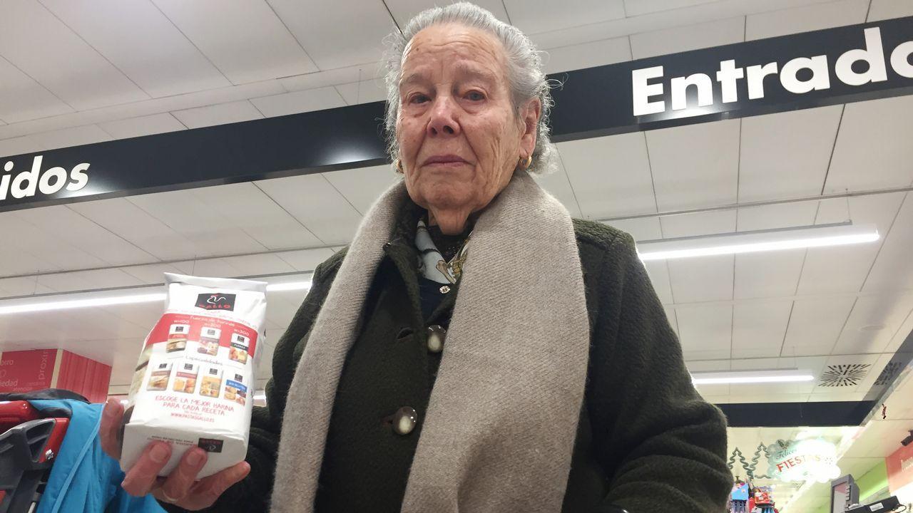 Los supermercados se llenan de solidaridad con la gran operación kilo