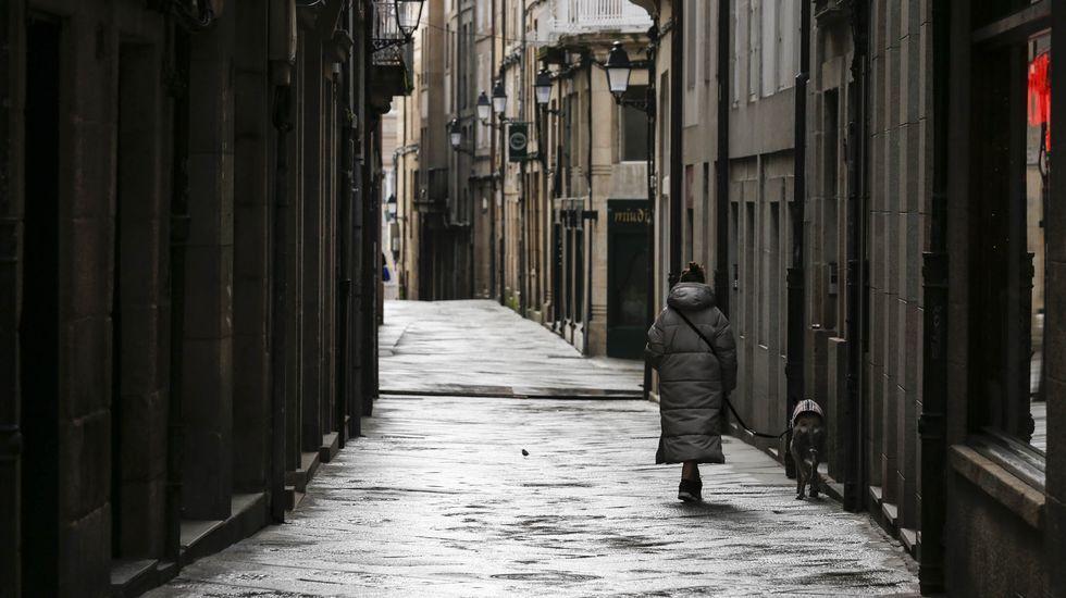 En la ciudad de Ourense hay 182 casos activos de coronavirus