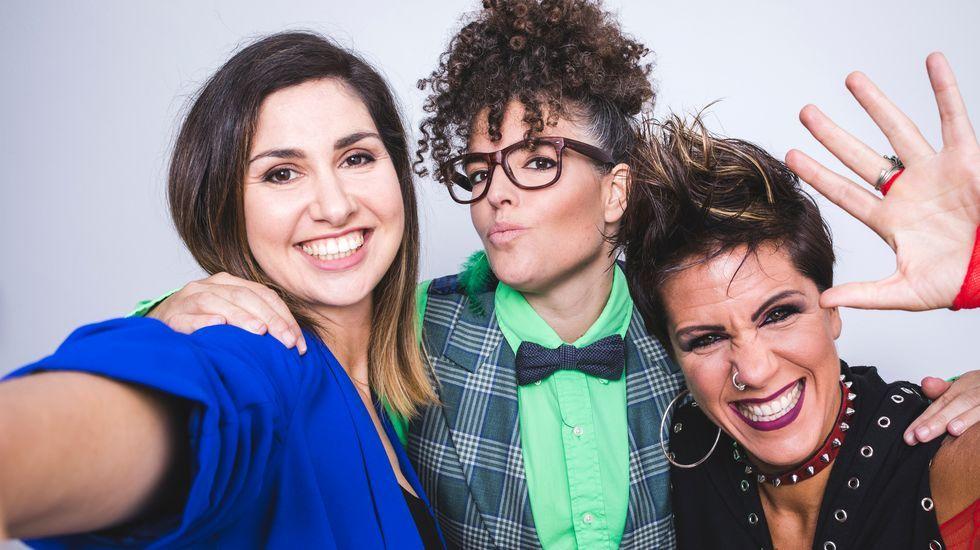 Ste Xeito Producións presenta en Lugo su comedia «Feminissimas»