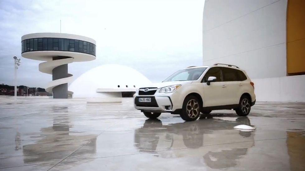 Spot Subaru Forester 2013.Spot Subaru Forester 2013