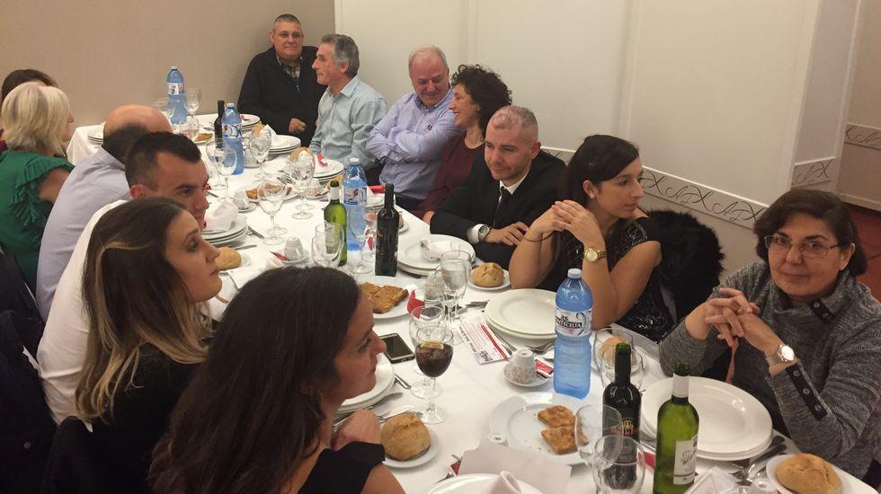 Las imágenes de la gala de la Cruz Roja de Sarria