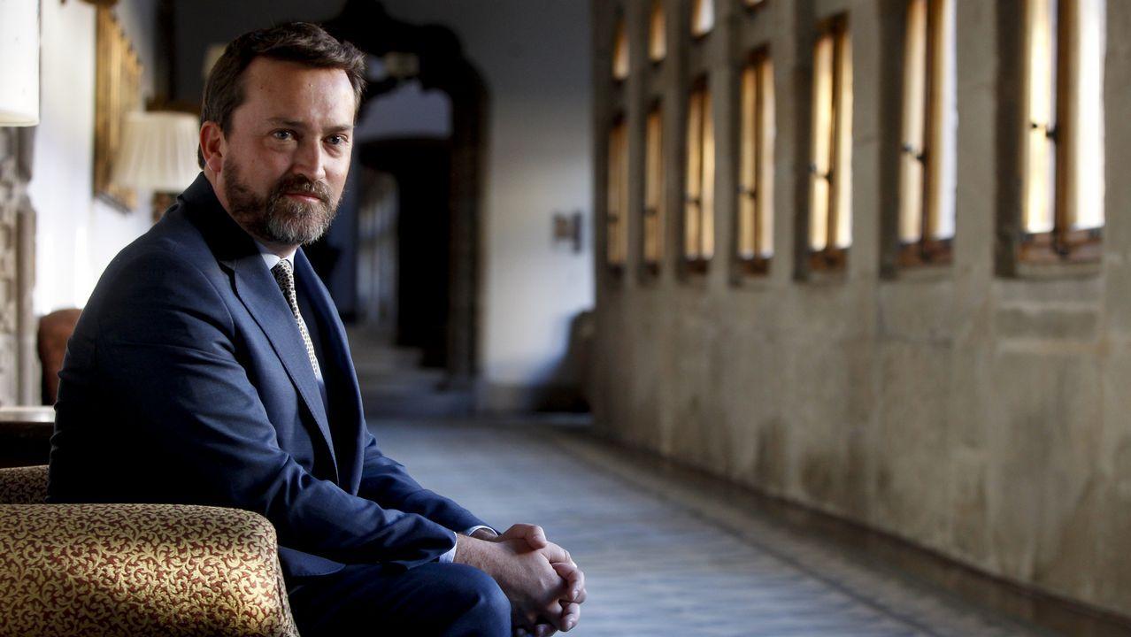Mariano Rajoy (PP).La campaña del PSC «Nines russes»
