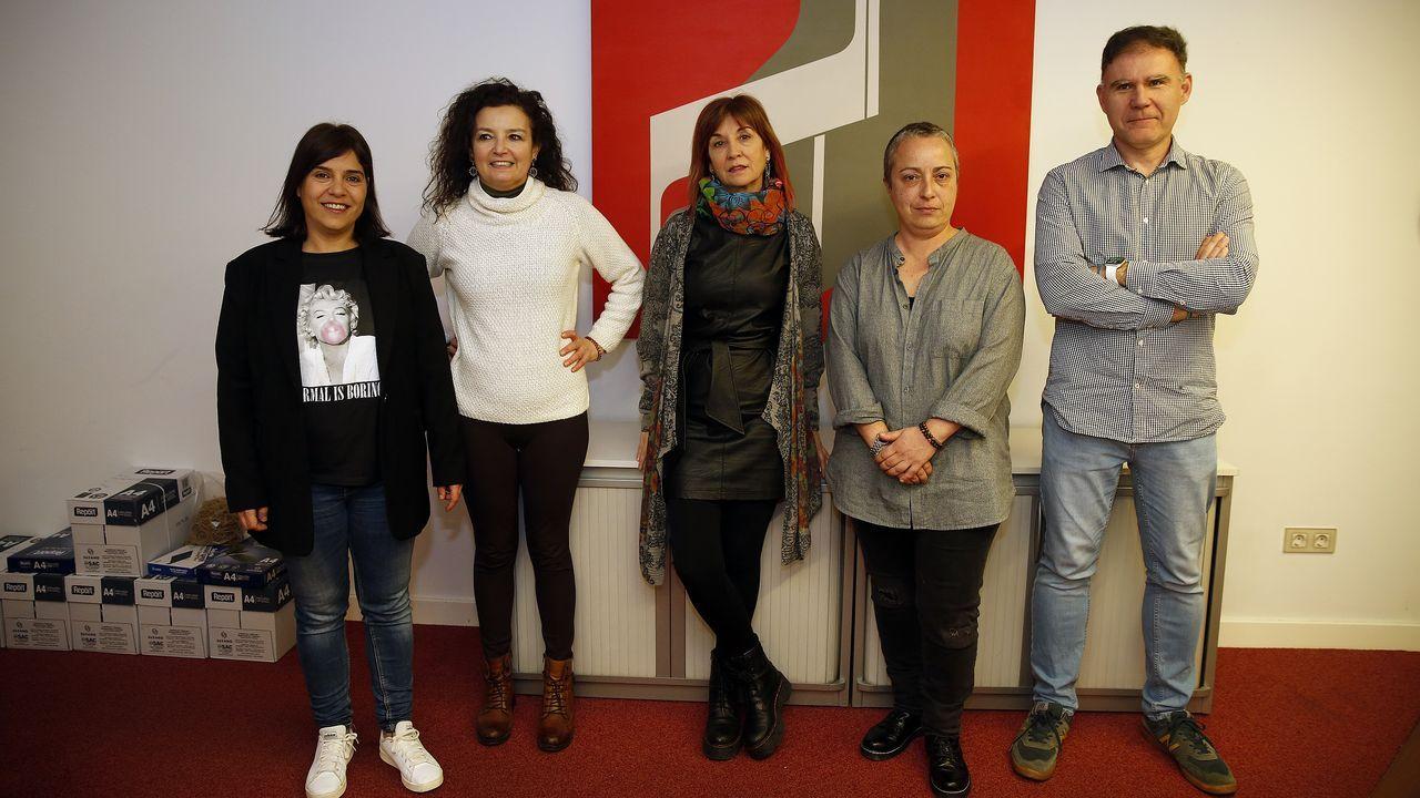 Conversa pola educación en igualdade en Vilagarcía.Portela y Mascato han decido cerrar el negocio