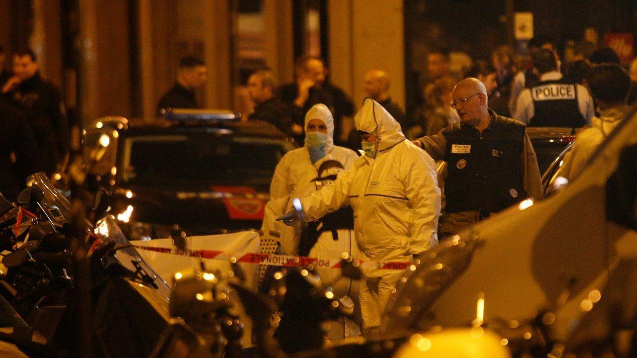 Nuevo ataque terrorista en París