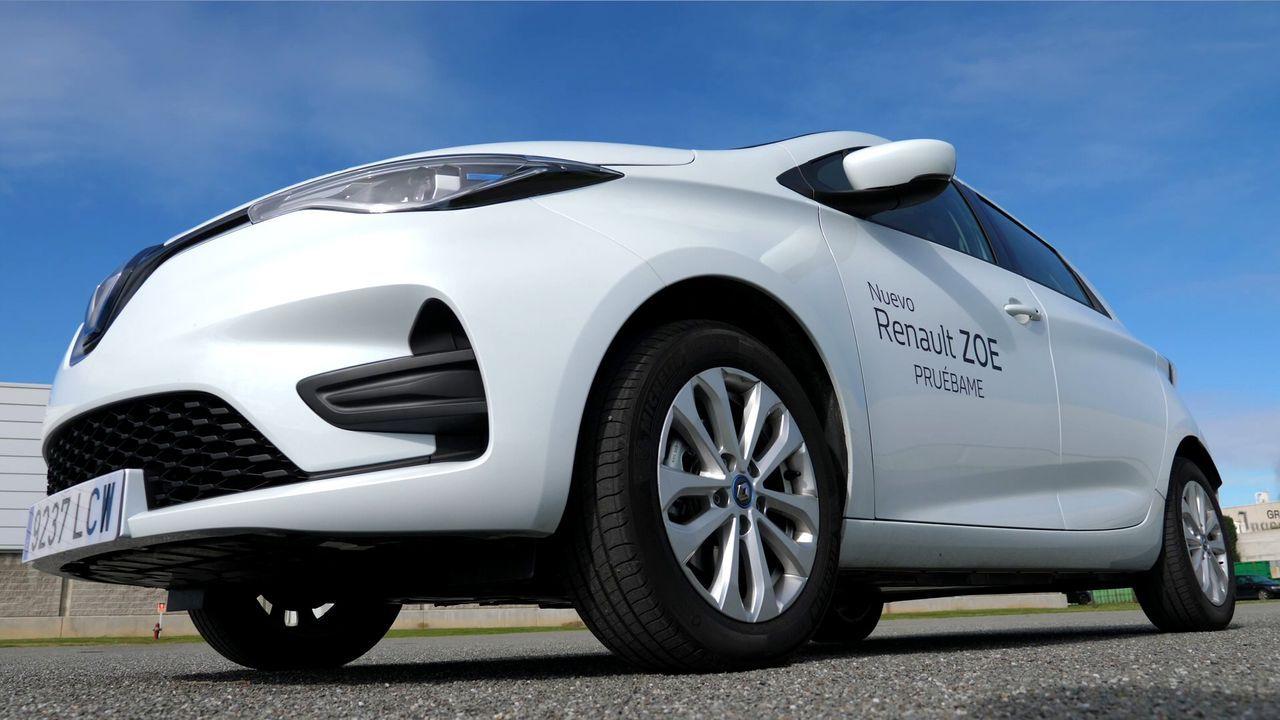 Renault Mégane Sport Tourer E-Tech