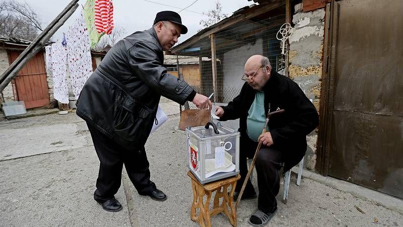 Referéndum en Crimea