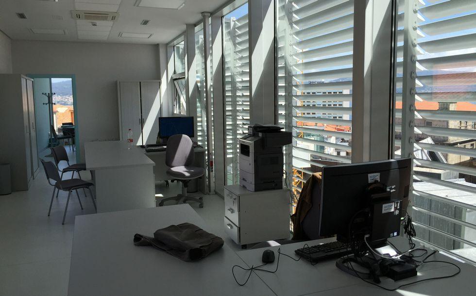 Oficina de Caja Rural en Oviedo