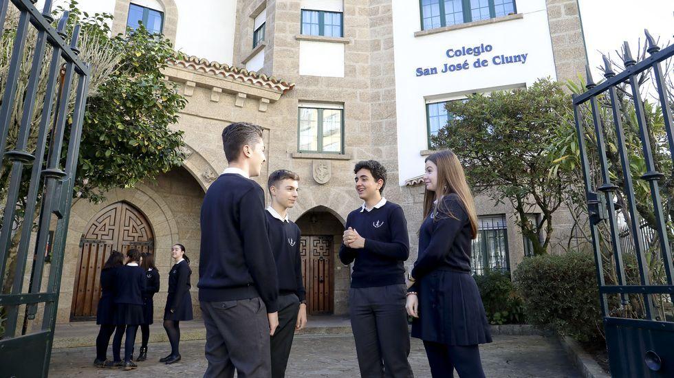 Colegio San José de Cluny, Santiago