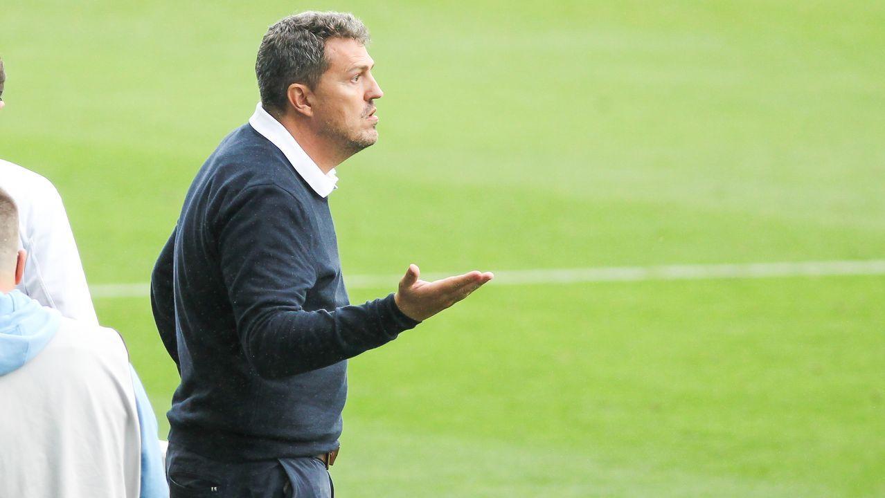Óscar:«Ganar al Mallorca sería un paso muy importante, pero no definitivo»