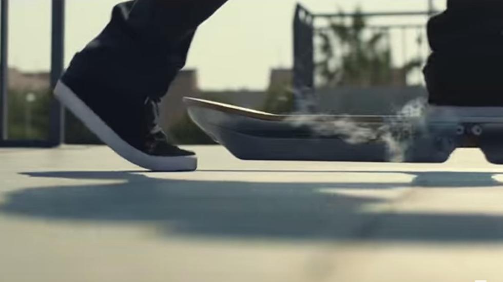 El «hoverboard» de Lexus