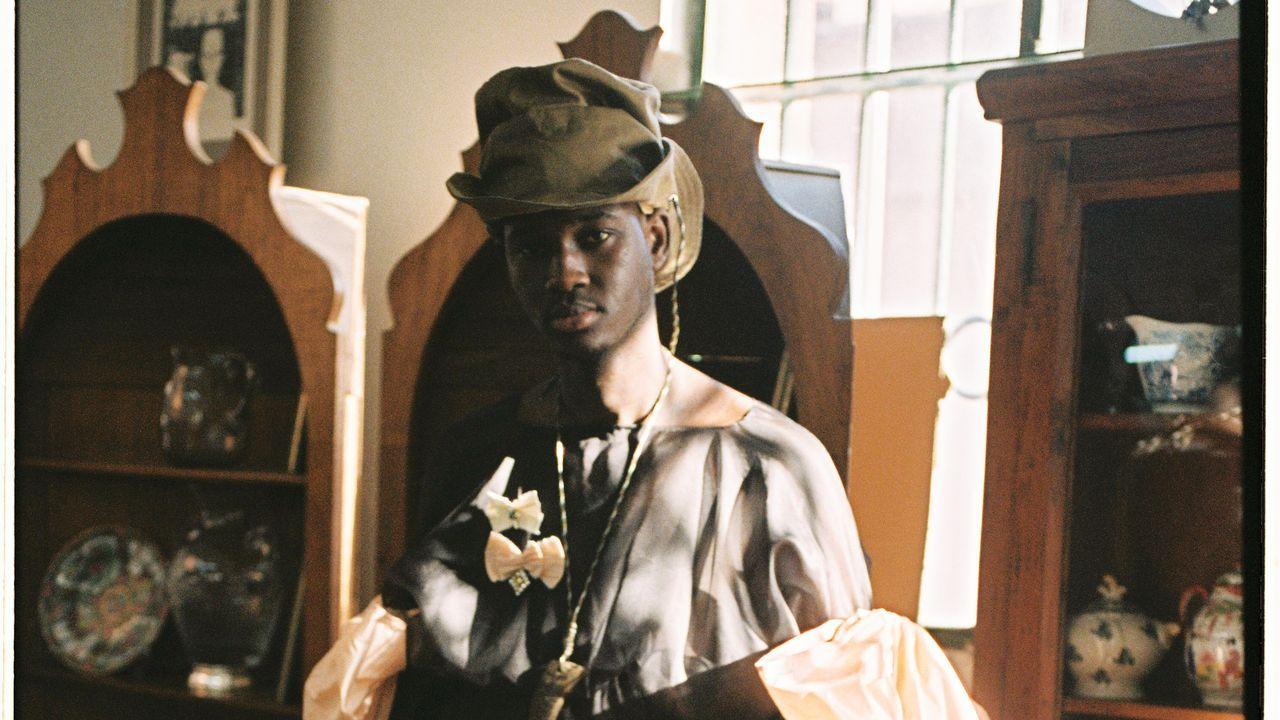 La colección de Sergio Villasante está inspirada en el colonialismo de la época victoriana