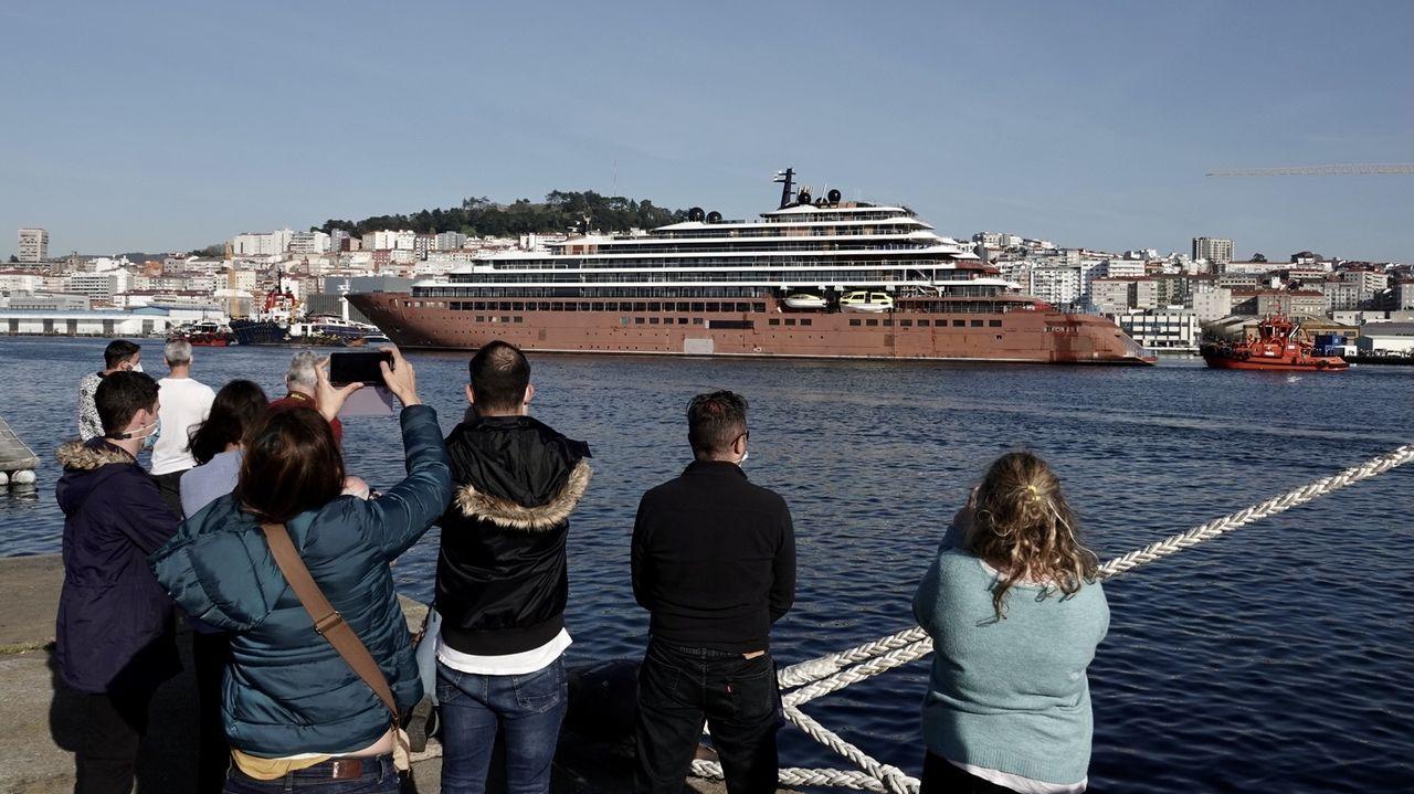 Evrima, crucero de Barreras