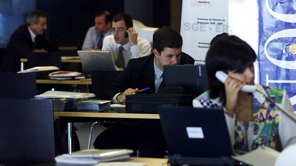 Informática y telecomunicaciones siguen siendo dos de los sectores con más demanda laboral.