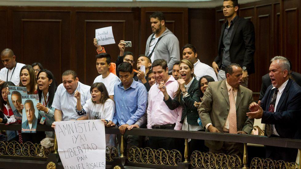 Los diez rostros más conocidos por sufrir la represión chavista