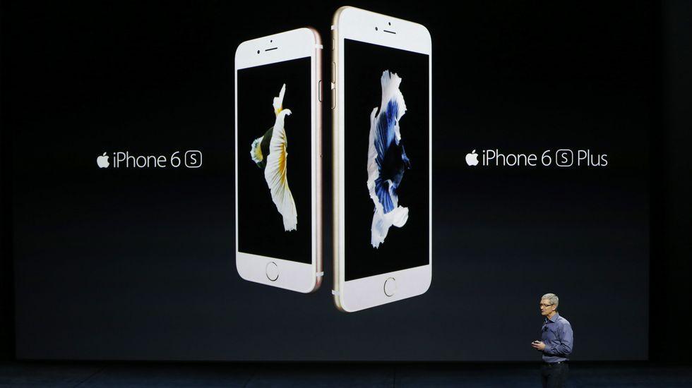 Apple presenta sus novedades en San Francisco.La Amazon Fire tiene una pantalla formato panorámico de 7 pulgadas.