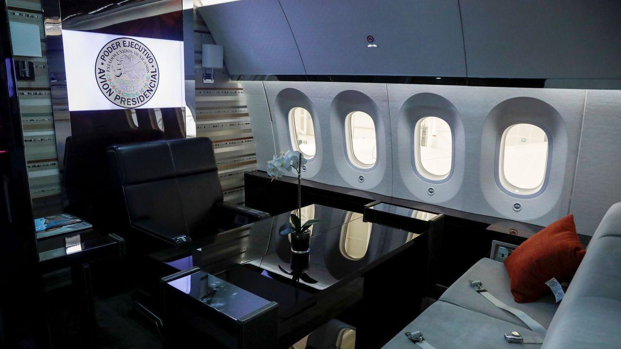 El Boeing 787 está valorado por la ONU en 130 millones de dólares