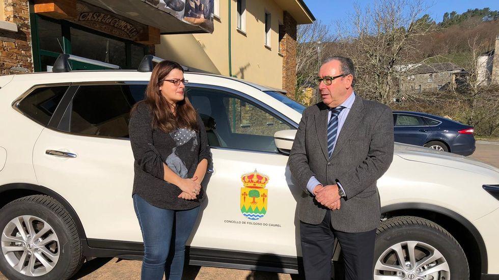 El Ayuntamiento colabora con la cesión de un vehículo para la prestación de los servicios sanitarios