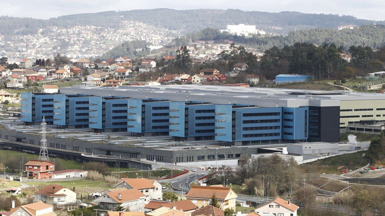 Así es el nuevo Gobierno de Feijoo.Antonio Fernández-Campa, en una comparecencia en Vigo.