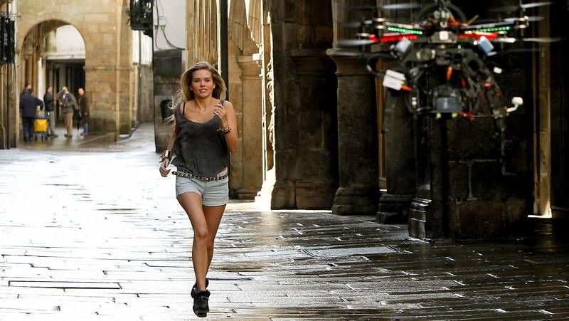 Así se grabó el videoclip de Enrique Iglesias en Santiago.TVE apostó sobre seguro por el estilo clásico y familiar de Anne Igartiburu y Ramón García y por el humor de José Mota.