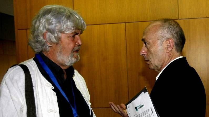 Paco Rodríguez y Beiras en el 2009