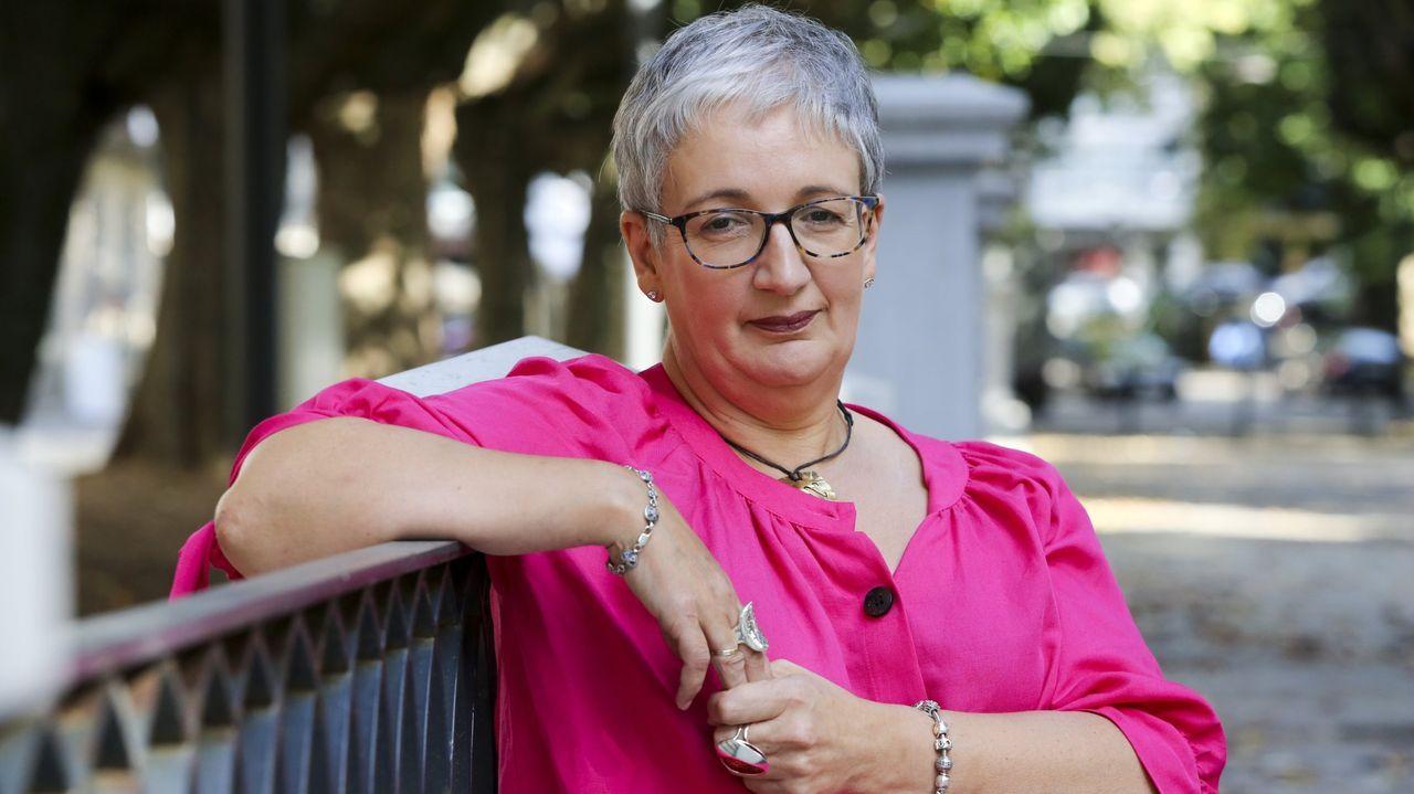 Ángeles Varela es médico de la Fundación Indaga en Narón