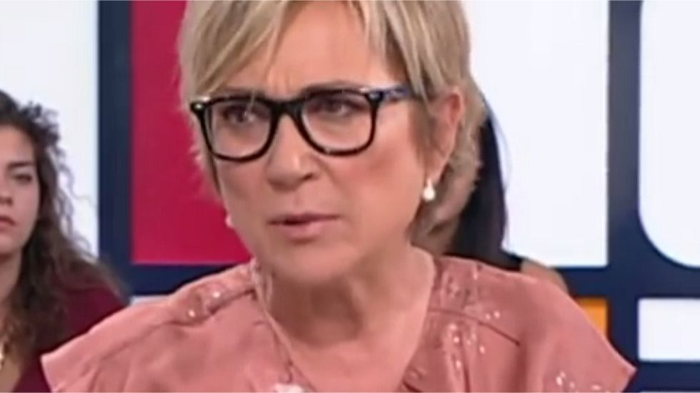 Inés Ballester, sobre María José Abeng: «Una mujer con 14 años tener un bebé, negra además».Antonio Virgili, director general de la RTPA