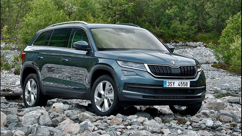 ¿Es una locura comprar un diésel hoy?.El nuevo Skoda Kamiq es el  SUV urbano de la marca checa