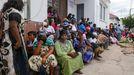 Los habitantes de Palma se han refugiado en la ciudad de Pemba de los ataques yihadistas