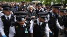 Manifestaciones en Londres yStuttgarten contra de las restricciones