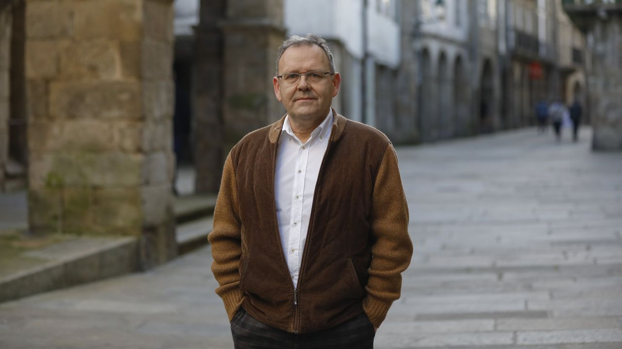 Carlos García Cumplido preside el Foro Cívico de Santiago