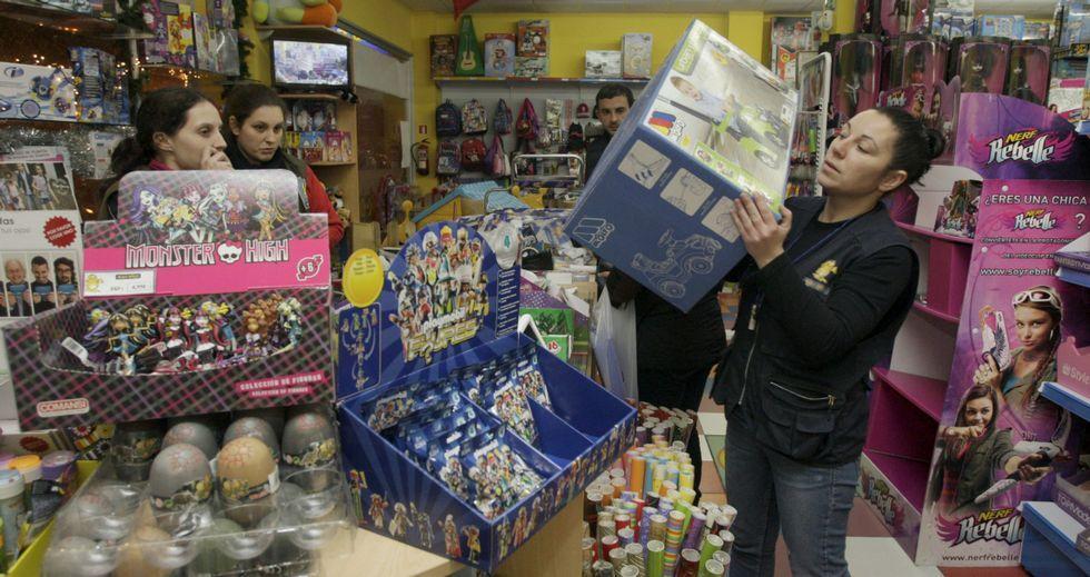 Las agencias de colocación auguran una buena campaña de Navidad en términos de empleo.
